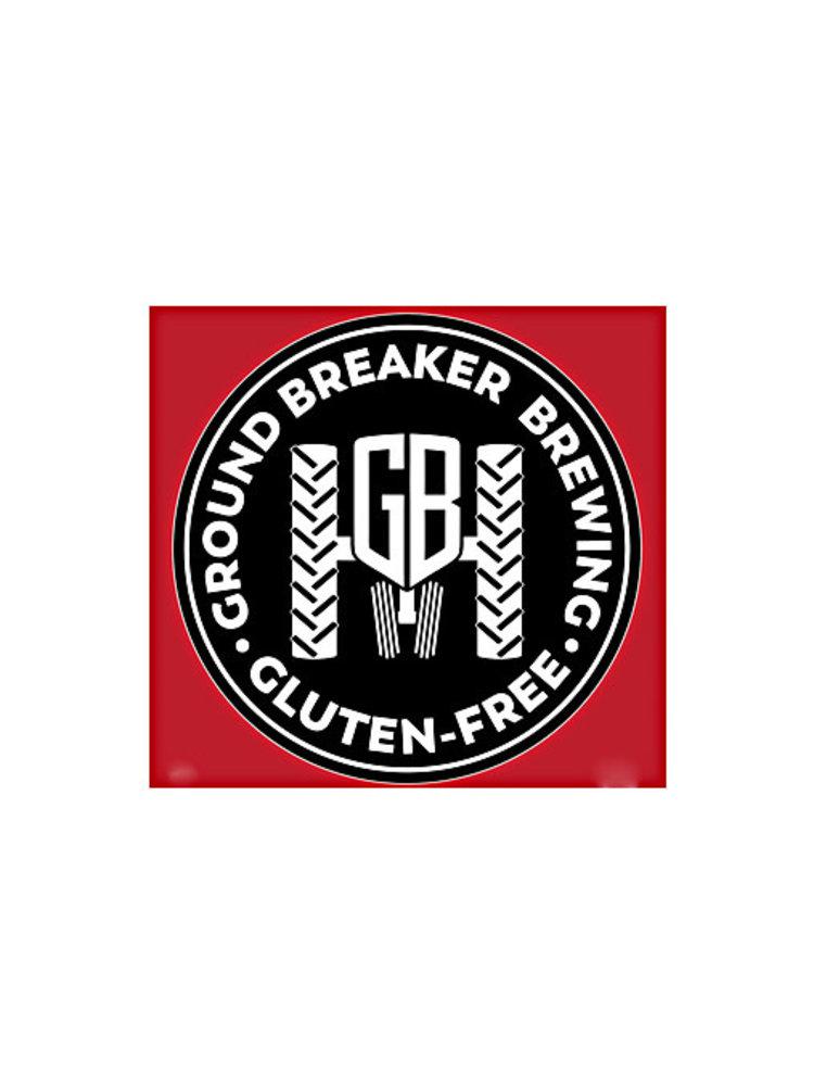 "Ground Breaker Brewing ""Mellow Meridian"" Juicy Pale Ale 16oz can-Portland, Oregon"
