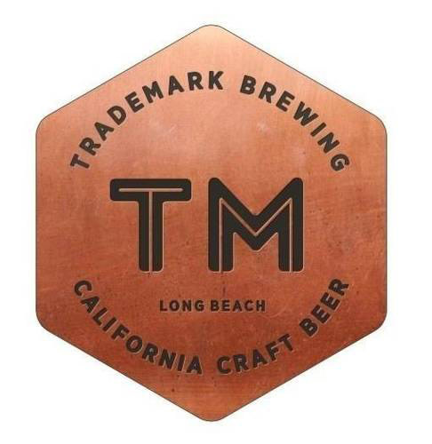 """Trademark Brewing """"All dolled Up"""" Hoppy Pale Ale 16oz. can - Long Beach, CA"""