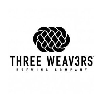 "Three Weavers Brewing ""Light Trails"" West Coast IPA 16oz. can - Inglewood, CA"