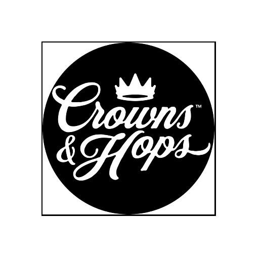 "Crowns & Hops ""Wills of Steel"" American Pale Ale 16oz. can Inglewood, CA"