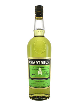 Chartreuse Green Liqueur, France