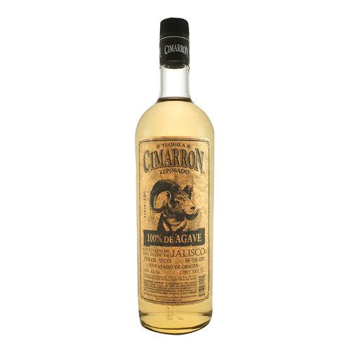 Cimarron Tequila Reposado, Jalisco, Mexico 1 Liter