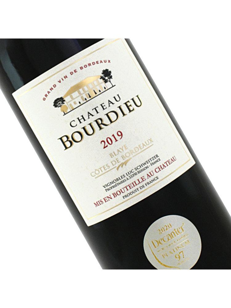 Chateau Bourdieu 2019 Blaye Cotes de Bordeaux