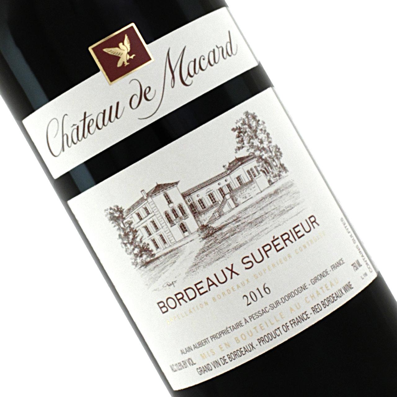 Chateau de Macard 2016 Bordeaux Superieur