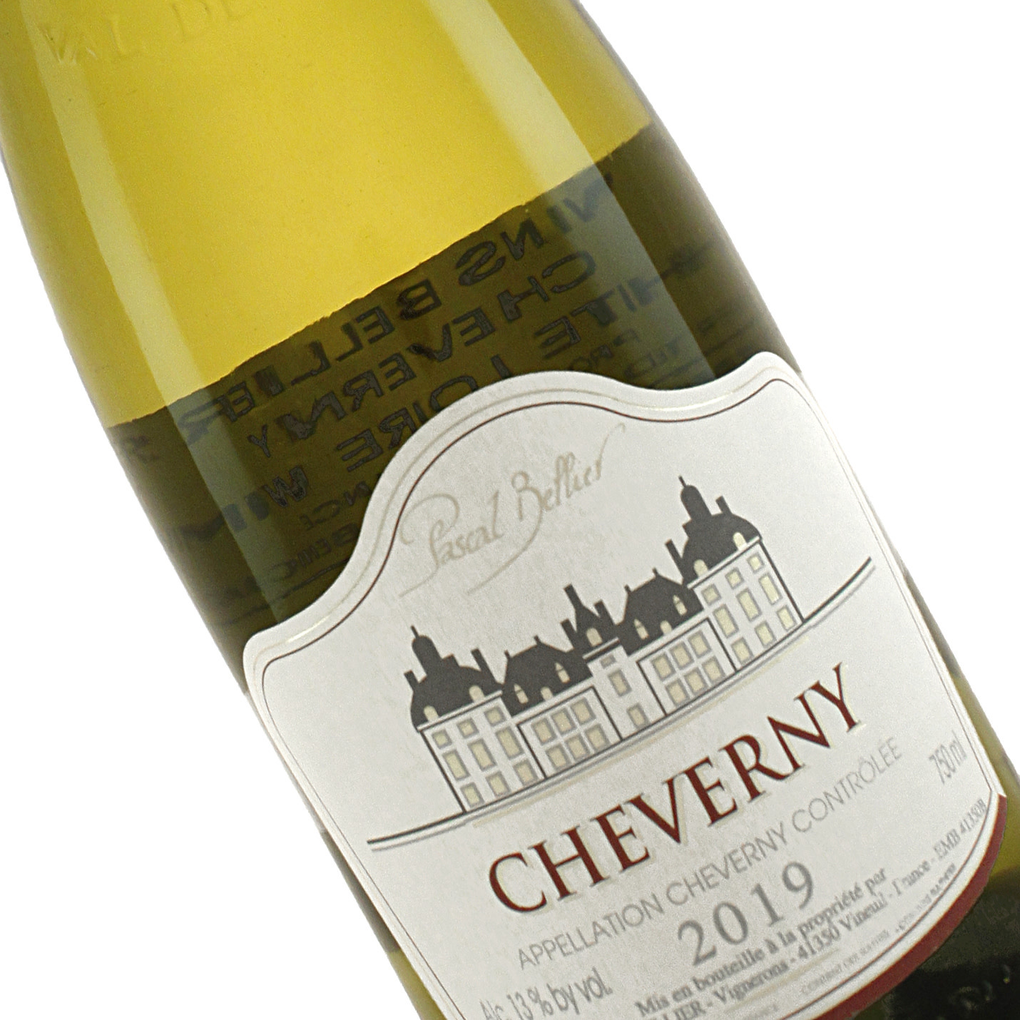 Pascal Bellier 2019 Cheverny Blanc, Loire Valley
