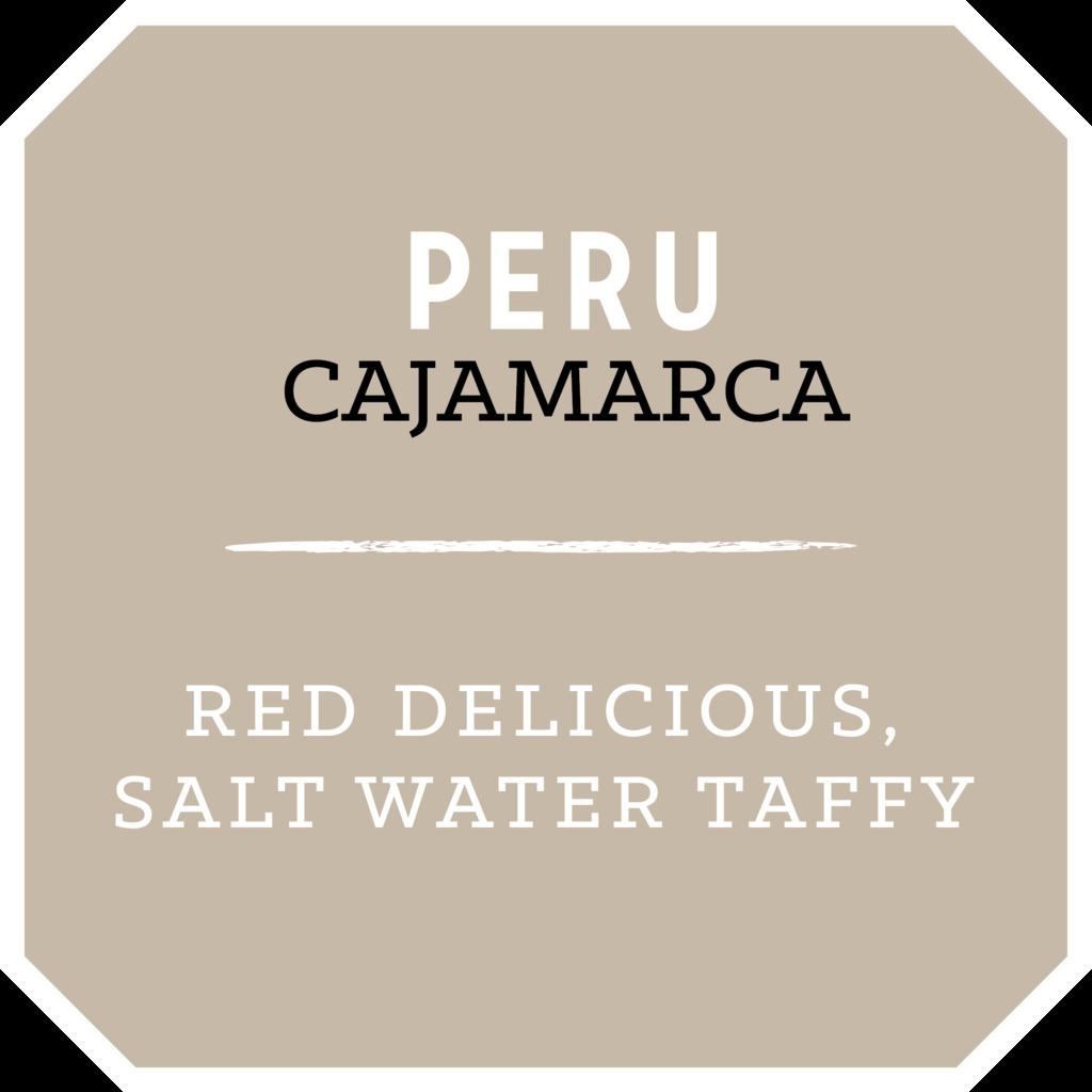 "Rose Park Coffee Roasters Peru ""Cajamarca"" Whole Bean Coffee 12oz. Bag, Long Beach"