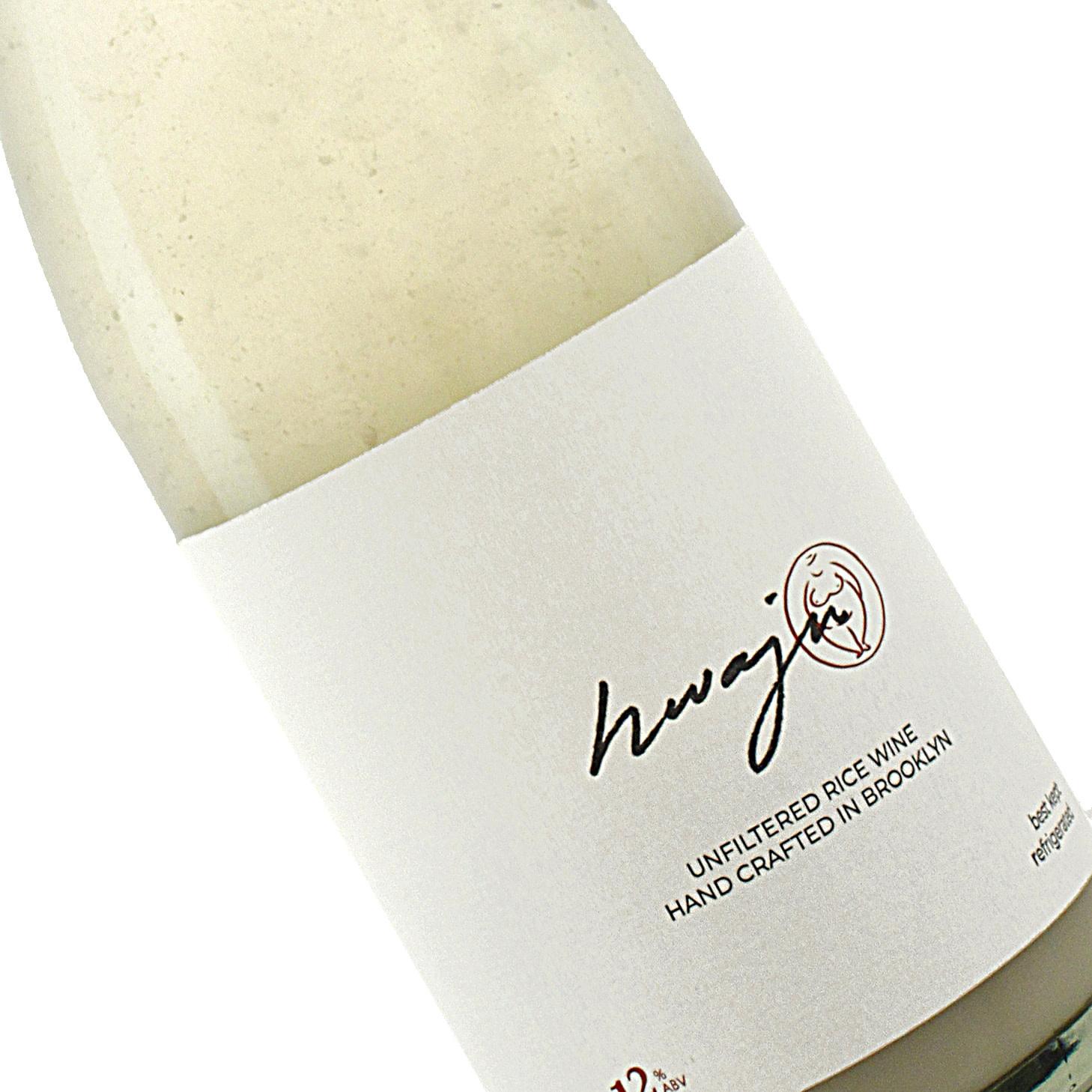 Hana Makgeolli Hwaju Rice Wine, Brooklyn, NY 750ml bottle