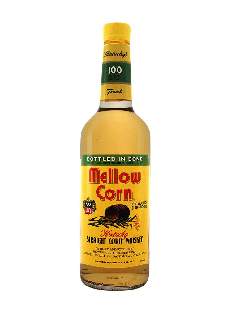 Mellow Corn Kentucky Straight Corn Whiskey
