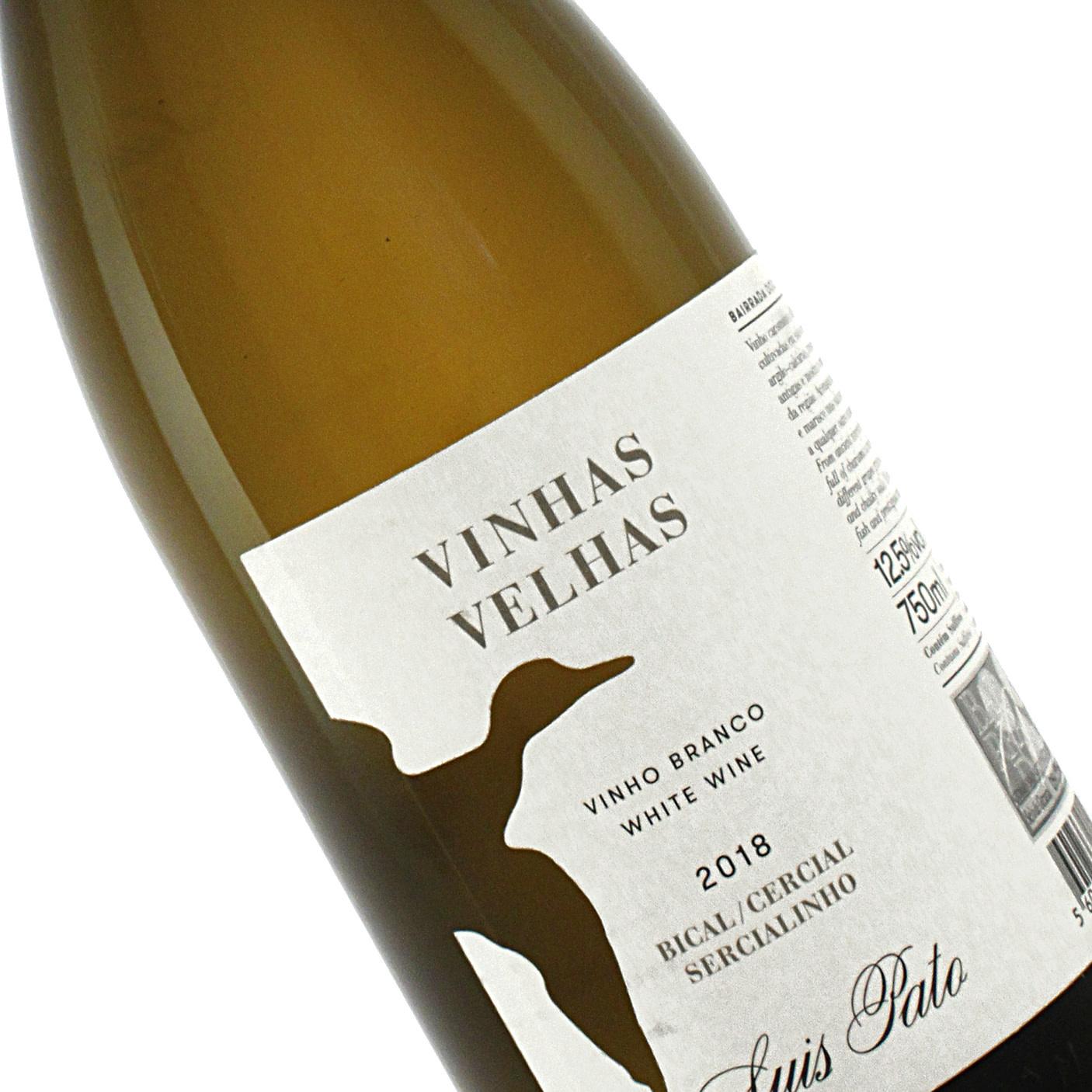 Luis Pato 2019 Vinhas Velhas Vinho Branco, Bairrada Portugal