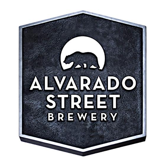 """Alvarado Street Brewery """"Southern HEMI"""" Juicy DIPA 16oz can- Salinas, CA"""