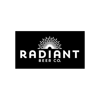 """Radiant Beer Co """"Keep Moving On"""" West Coast DIPA 16oz can- Anaheim, CA"""