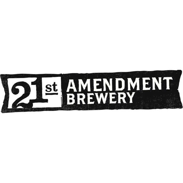 "21st Amendment ""Moon Boots"" Strawberry IPA 12oz can-"