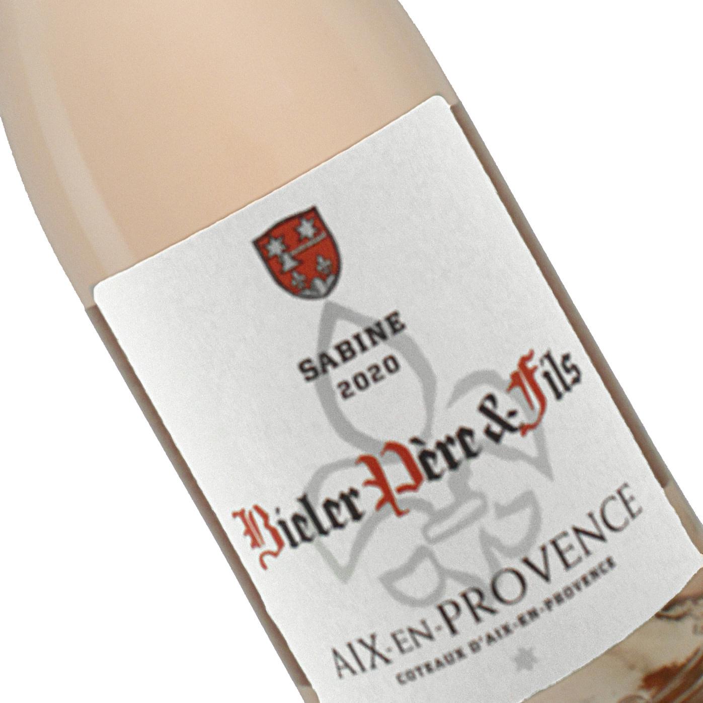 Bieler 2020 Aix-en-Provence Rose, Provence, France