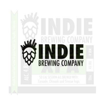 """Indie Brewing """"Changes"""" Cherry Lime Sour Ale 16oz. can - Los Angeles, CA"""