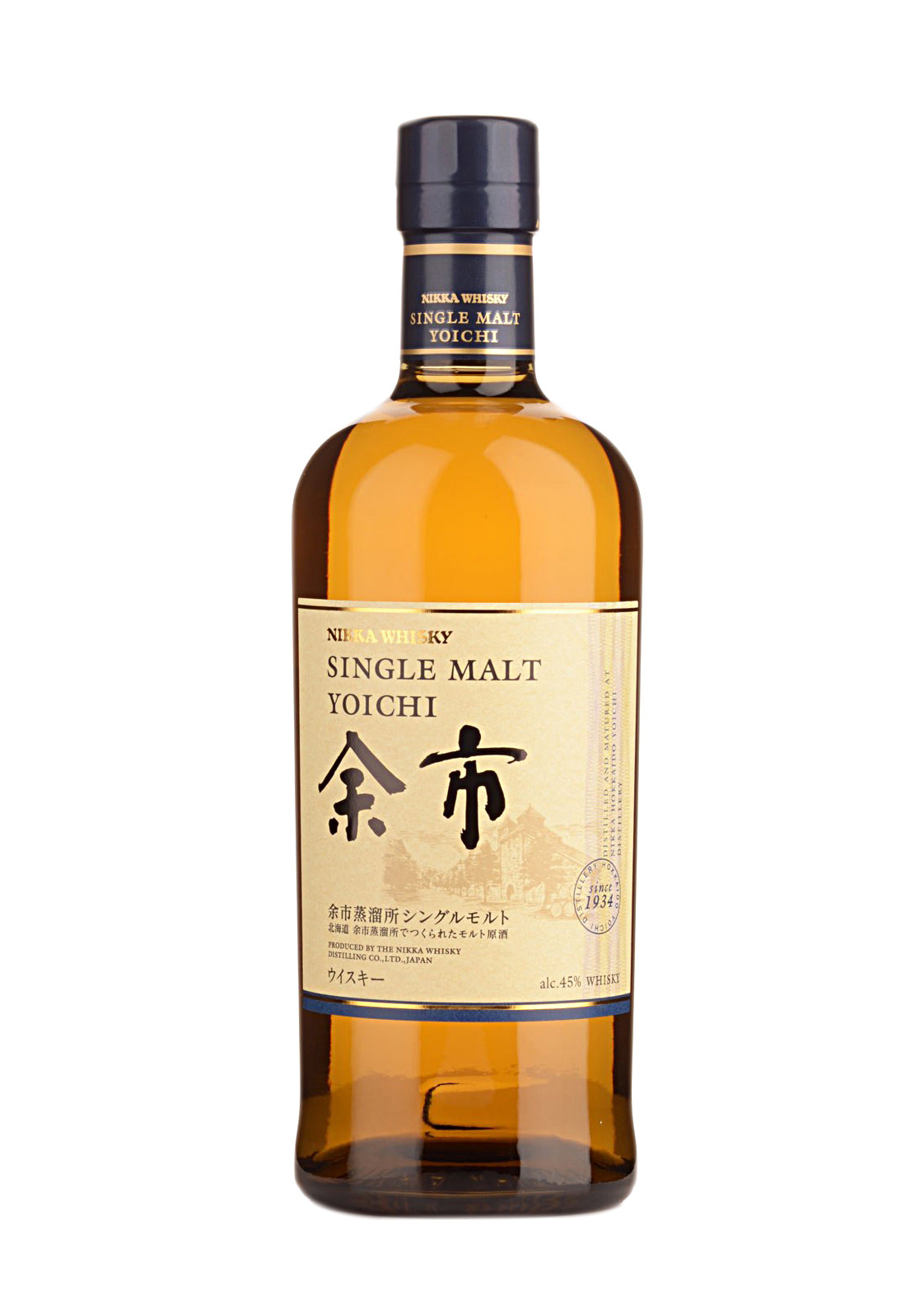 "Nikka Whisky Single Malt ""Yoichi"", Japan"