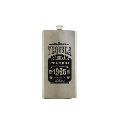 Casa Maestri Hand Crafted Tequila Blanco - Flask 750ml