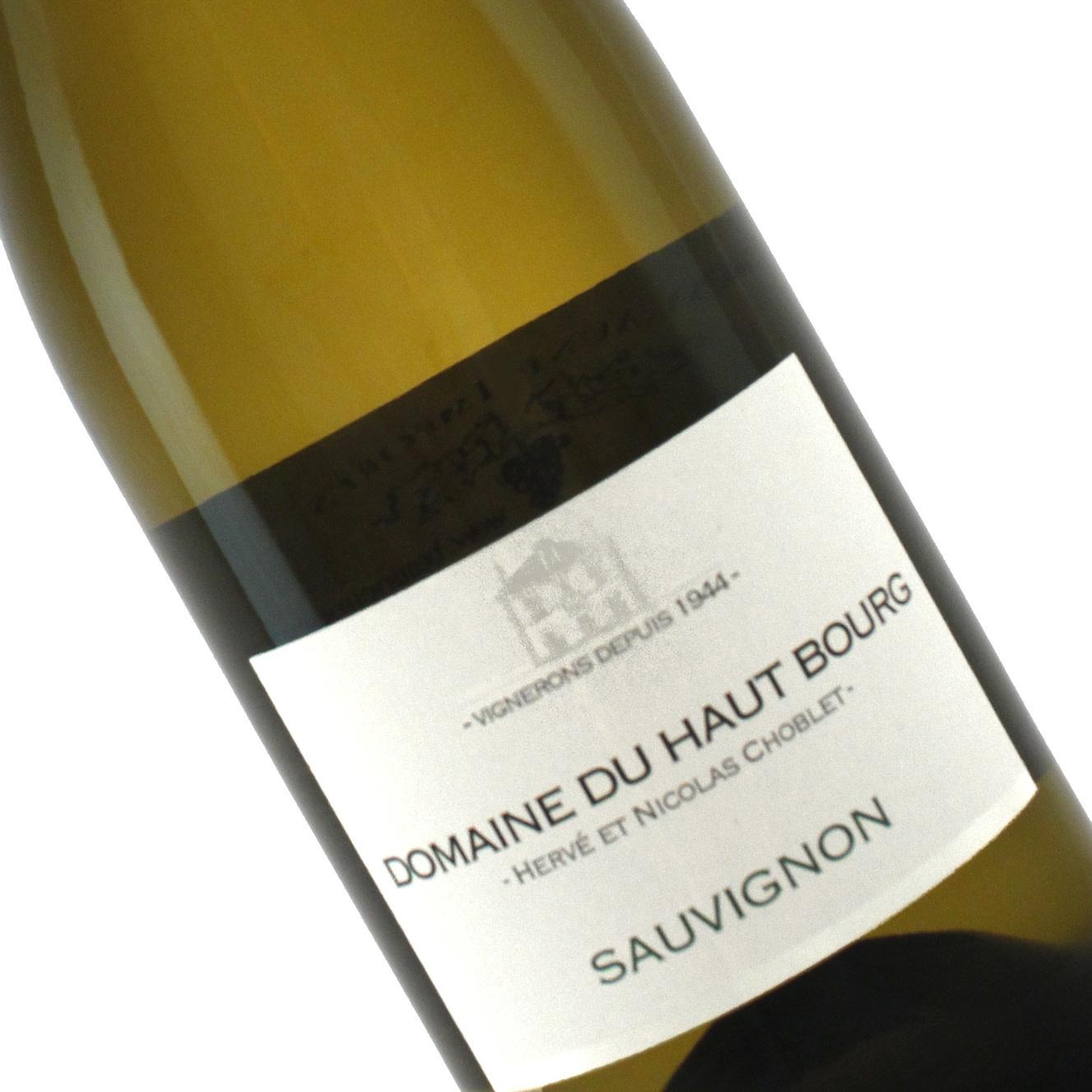Domaine Du Haut Bourg 2019 Vin de Pays du Val de Loire Sauvignon--MAY'S WINE OF THE MONTH!