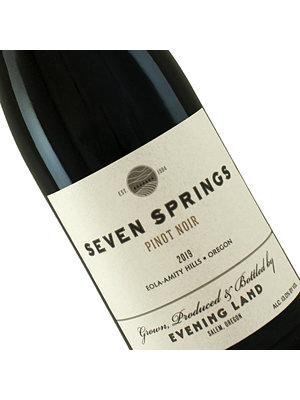 "Evening Land 2019 Pinot Noir"" Seven Springs"" Eola -Amity Hills, Oregon"