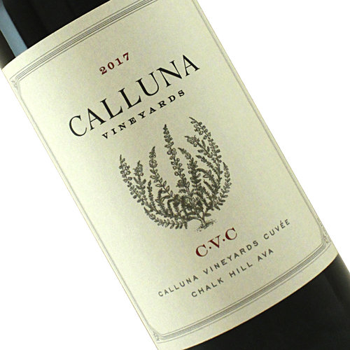 "Calluna Vineyards 2017 ""CVC"" Cuvee Chalk Hill, Sonoma County"