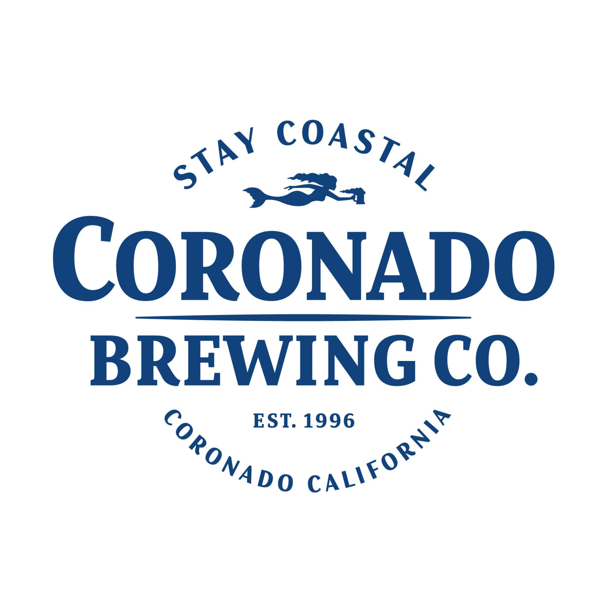 """Coronado Brewing """"Orange Avenue"""" West Coast Shandy w/Orange & Honey 16oz. can - Coronado, CA"""