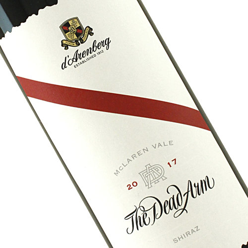 "d'Arenberg 2014 Shiraz ""The Dead Arm"" McLaren Vale Australia"