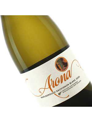 "Barker's Marque 2020 Sauvignon Blanc ""Arona"" Marlborough, New Zealand"
