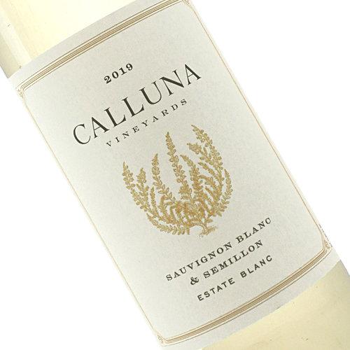Calluna 2019 Sauvignon Blanc & Semillon Estate Blanc, Sonoma County