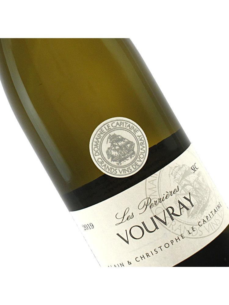 "Domaine Le Capitaine 2019 Vouvray ""Les Perrieres"" Sec, Loire Valley"