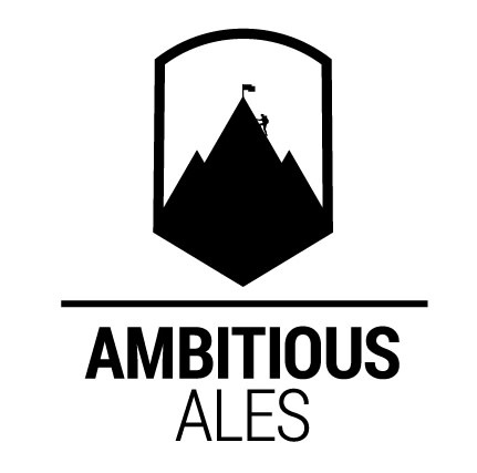 """Ambitious Ales """"Fleurs"""" Belgian Table Beer w/Strawberries 16oz. can - Long BEach, CA"""