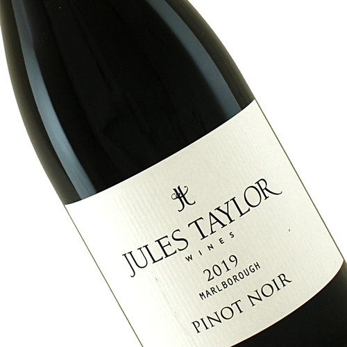 Jules Taylor 2019 Pinot Noir, Marlborough, New Zealand