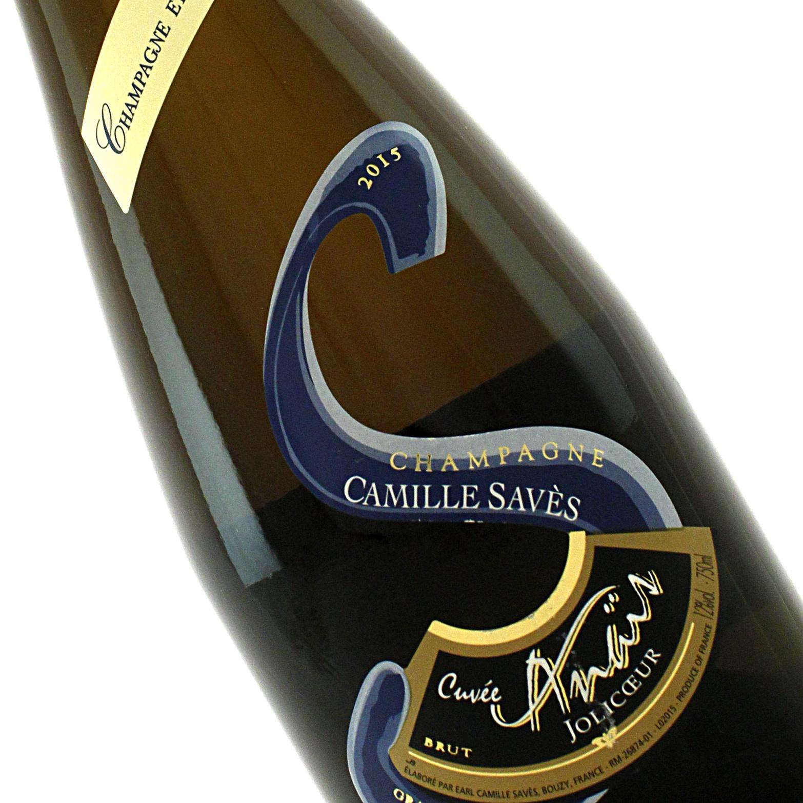 """Camille Saves 2012 """"Cuvee Anais Jolie Coeur"""" Champagne Grand Cru, Bouzy"""