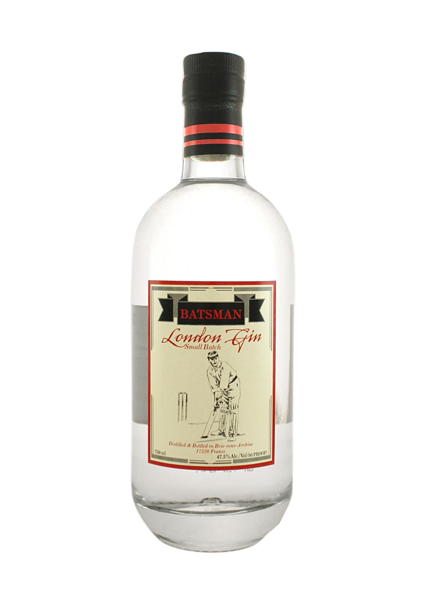 Batsman London Gin