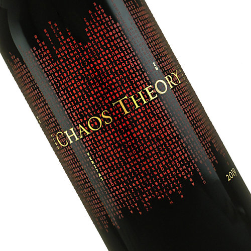 """Brown Estate 2019 """"Chaos Theory"""" Red Wine, Napa Valley"""