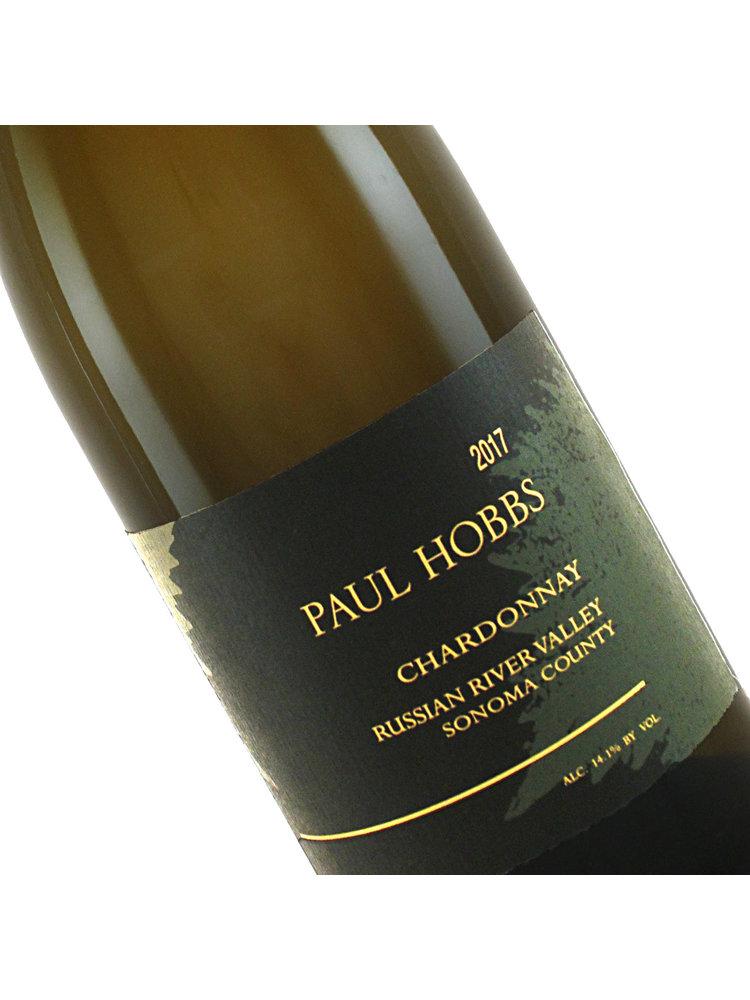 Paul Hobbs 2017 Chardonnay Russian River Valley Sonoma County