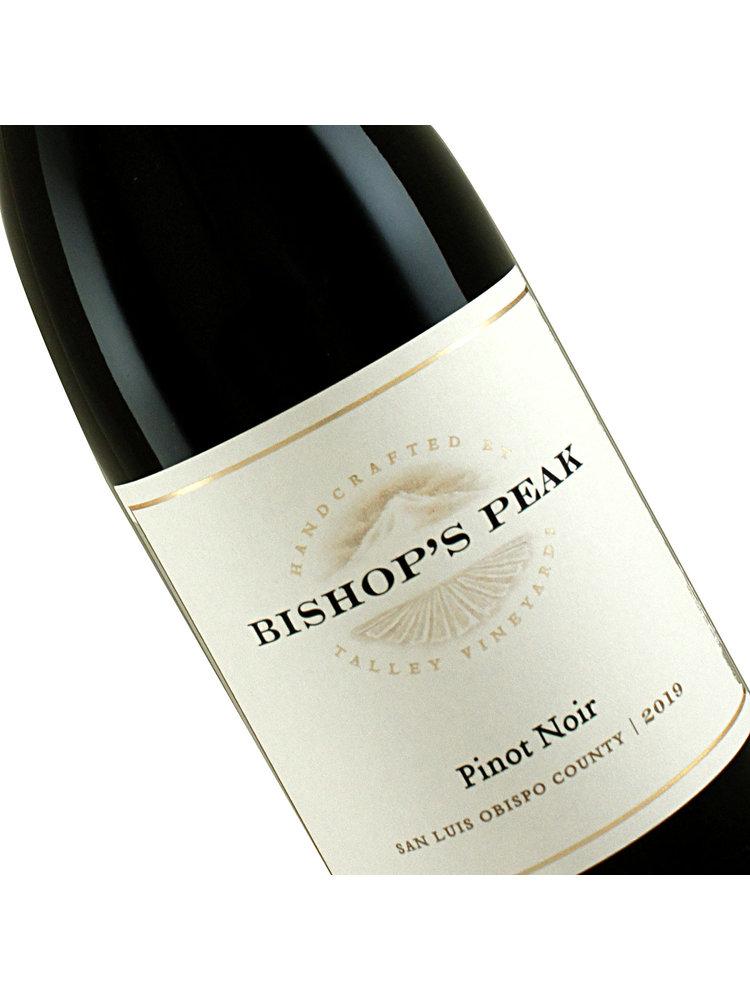 Talley Bishop's Peak 2019 Pinot Noir, San Luis Obispo County, California