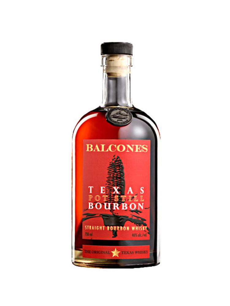 Balcones Texas Pot Still Straight Bourbon Whisky