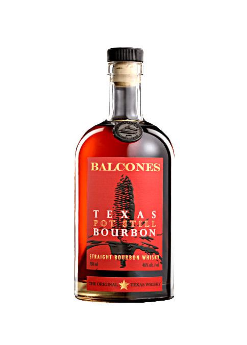 Balcones Texas Pot Still Straight Bourbon Whiskey