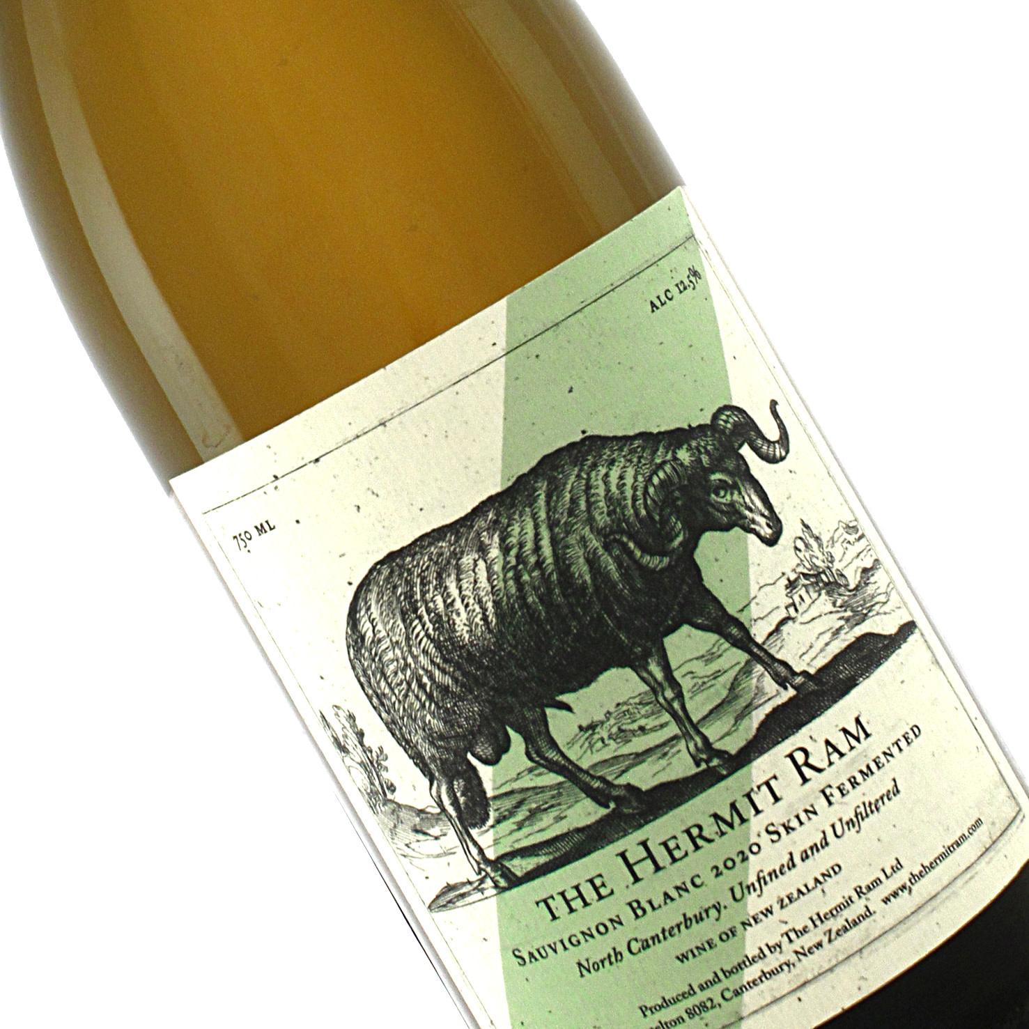 The Hermit Ram 2020 Sauvignon Blanc Skin Fermented, New Zealand