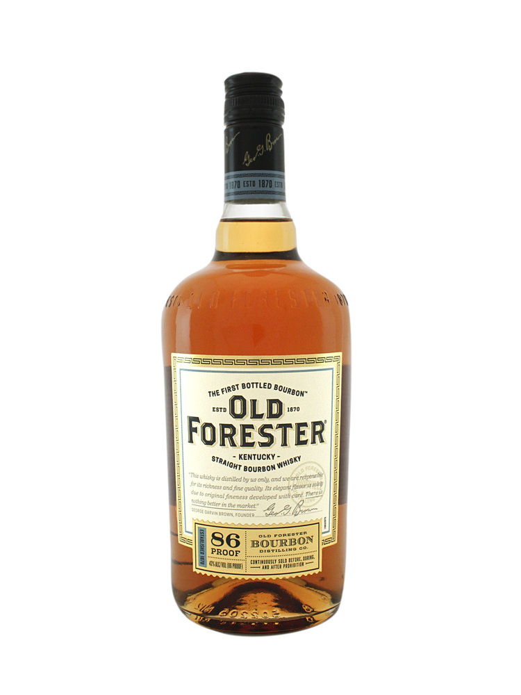 Old Forester Kentucky Straight Bourbon Whisky - 86 Proof
