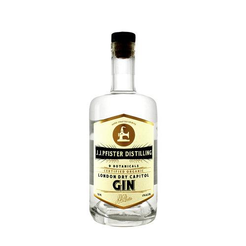 J. J. Pfister London Dry Capitol Gin