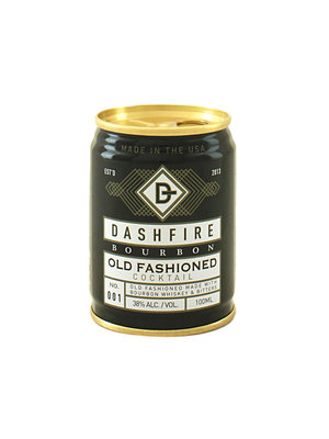 Dashfire Bourbon Old Fashioned Cocktail - Can