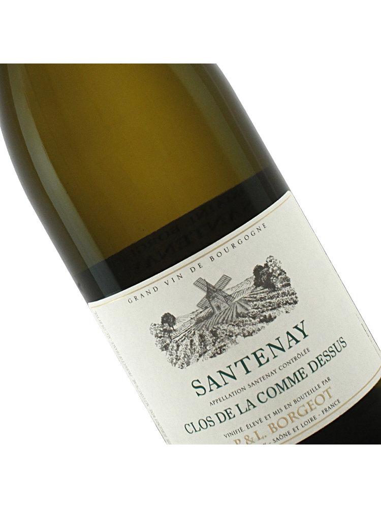 Domaine Laurent Borgeot 2018 Santenay Blanc Clos de la Comme Dessus, Burgundy