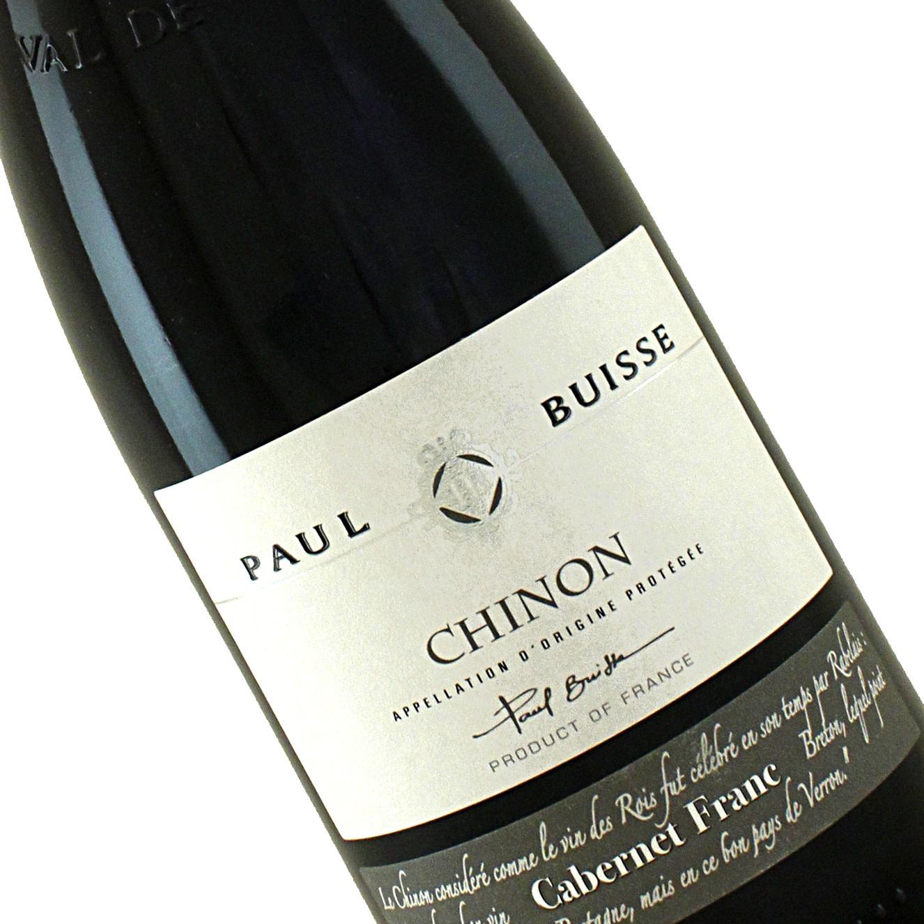 Paul Buisse 2017 Cabernet Franc, Chinon