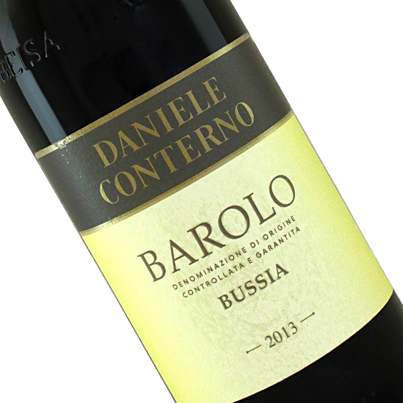 Daniele Conterno 2013 Barolo Riserva Bussia, Piedmont