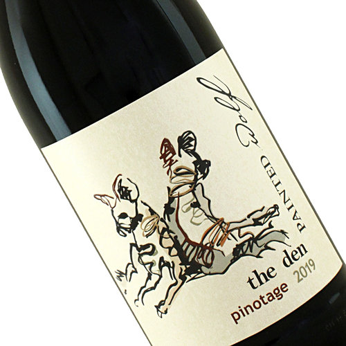 """Painted Wolf 2019  Pinotage """"The Den"""", South Africa"""