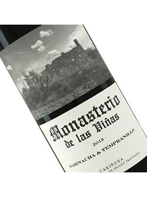 Monasterio de las Vinas 2019 Joven Garnacha & Tempranillo, Carinena  Spain