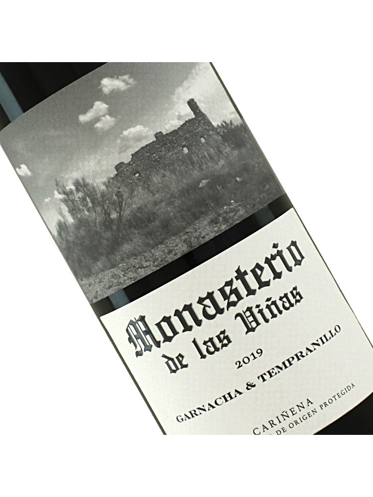 Monasterio de las Vinas 2019 Carinena Joven Garnacha & Tempranillo