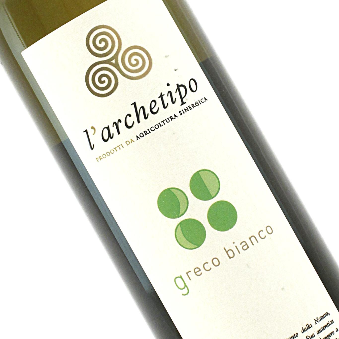 L'Archetipo 2018 Greco Bianco Salento, Italy - Organic
