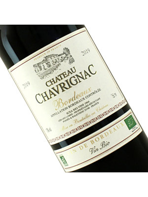 Chateau Chavrignac 2019 Bordeaux Red Wine