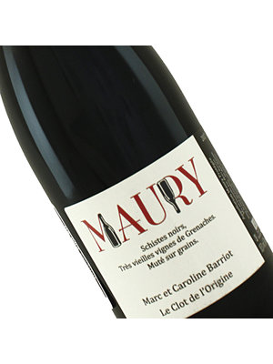 Barriot 2017 Grenache Maury Organic, France 500ml